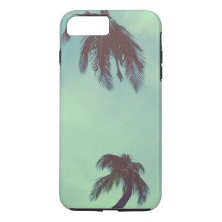Bleus de palmier coque iPhone 7 plus