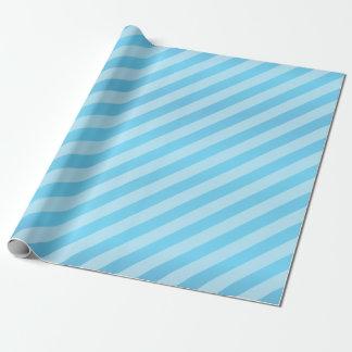Bleus layette et rayures diagonales papiers cadeaux noël