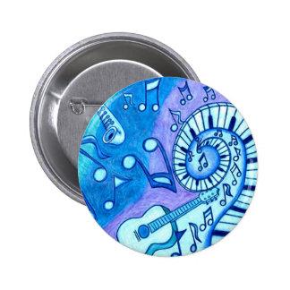 Bleus Pin's