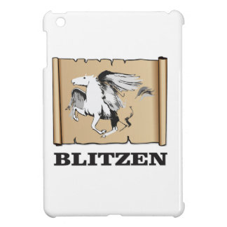 blitzen l'art coque iPad mini