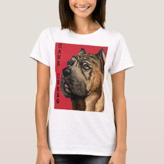 Bloc de couleur de Corso de canne T-shirt