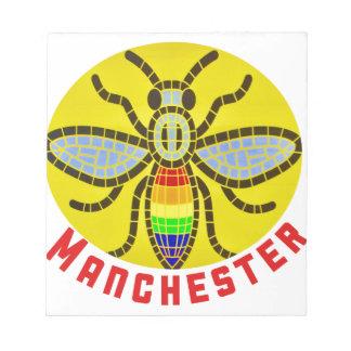 Bloc-note Abeille de Manchester