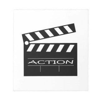 Bloc-note Action - film