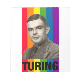 Bloc-note Alan Turing