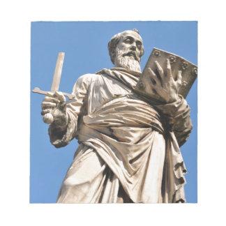 Bloc-note Architecture religieuse à Vatican, Rome, Italie