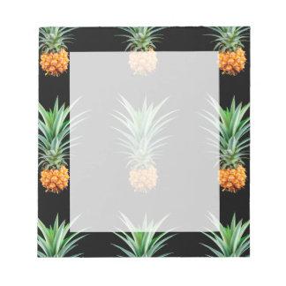 Bloc-note arrière - plan noir minimaliste élégant de