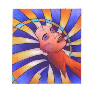 Bloc-note Astronella - étoile de beauté