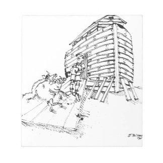Bloc-note Bande dessinée 1035 de rapport