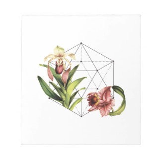 Bloc-note Botanique sacré