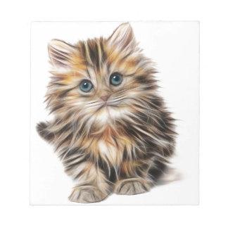 Bloc-note Cadeaux de chaton