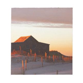 Bloc-note Chambre au coucher du soleil - 1
