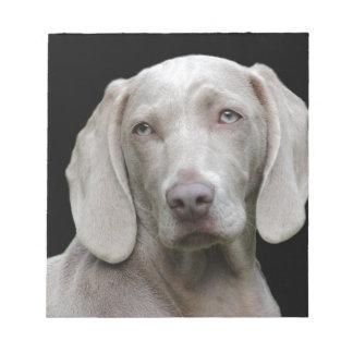 Bloc-note chien