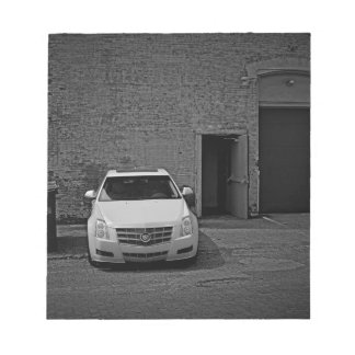 Bloc-note Contraste de Cadillac