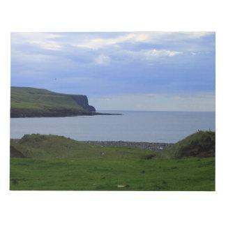 Bloc-note Côte de Clare