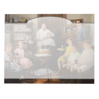Bloc-note Dentiste - la pratique en matière 1921 de famille