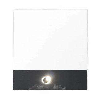 Bloc-note éclipse