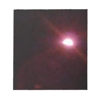 Bloc-note Éclipse 2