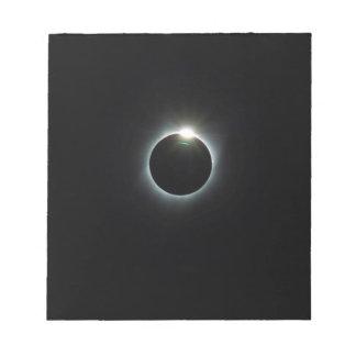 Bloc-note Éclipse solaire 2017