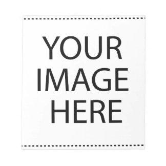 Bloc-note Entièrement personnalisable VOTRE IMAGE ICI