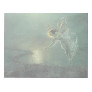 Bloc-note Esprit de la nuit par Grimshaw, fée victorienne