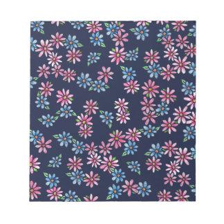 Bloc-note Fleurs de ressort