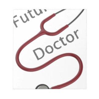 Bloc-note Futur docteur le Dr.