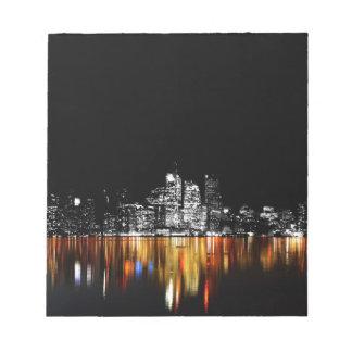 Bloc-note Horizon de Toronto