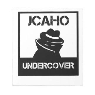 Bloc-note JCAHO secret
