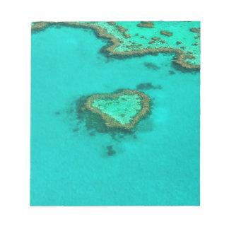 Bloc-note La Grande barrière de corail