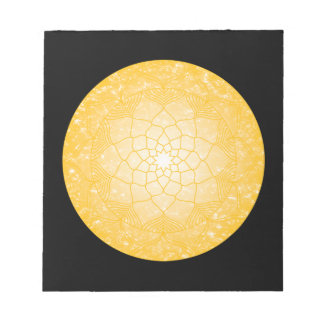 Bloc-note Le plexus solaire Chakra