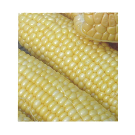 Bloc-note Miscellaneous - Corns Pattern
