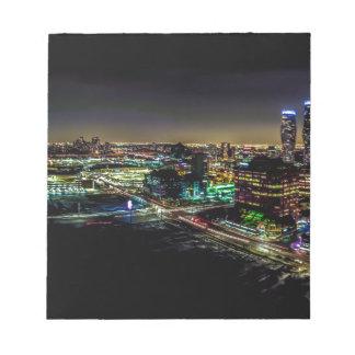 Bloc-note Mississauga, Ontario la nuit