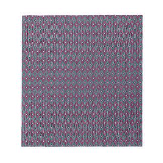 Bloc-note Motif géométrique