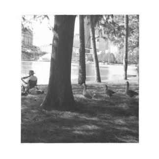 Bloc-note Musique et nature