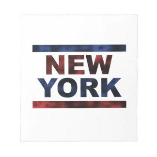 BLOC-NOTE NEW YORK