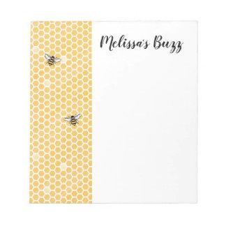 Bloc-note Notes de ruche