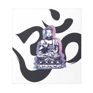 Bloc-note Ohm Bouddha