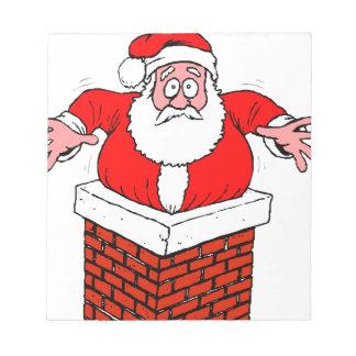 Bloc-note père Noël