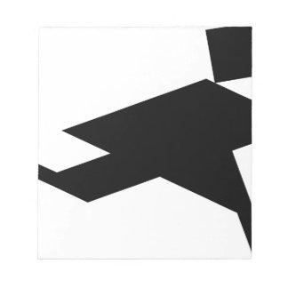 Bloc-note Personne courante de Tangram