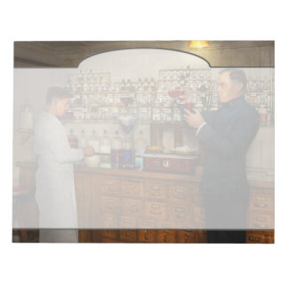 Bloc-note Pharmacie - le mixologist 1905
