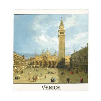 Bloc-note Venise 1720