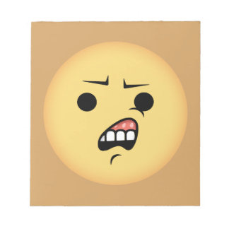 Bloc-note WTF Emoji