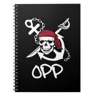 Bloc - notes d'OPP | Carnet