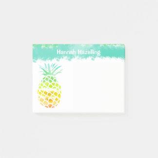 Bloc-notes personnalisé par ananas
