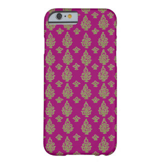 Bloc personnalisable de l'Inde Coque Barely There iPhone 6