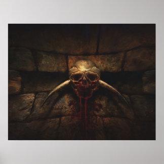 Bloodthirst - copie d'horreur de cachot poster