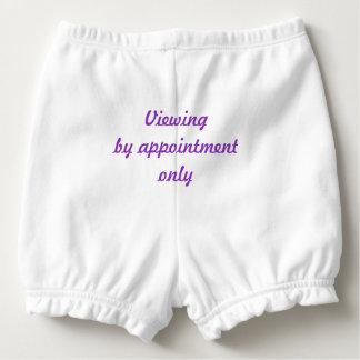 Bloomer Pour Bébé Couverture de couche/couche-culotte [visionnement