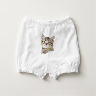 Bloomer Pour Bébé Low poly chaton Bébé chat Baby Cat