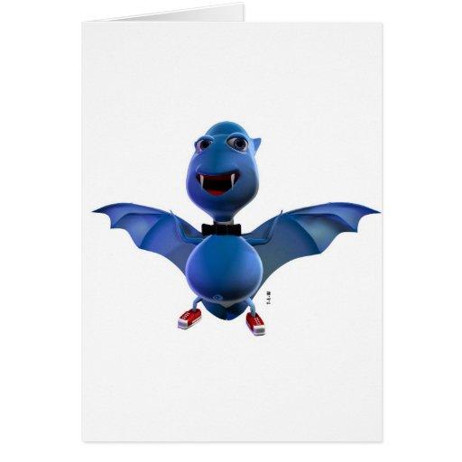 Blue Bat Collection Carte
