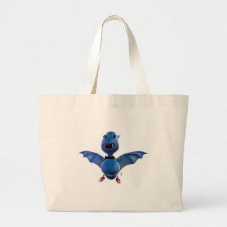 Blue Bat Collection Sacs En Toile